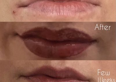 Vancouver Full Lip Colour and Lipliner
